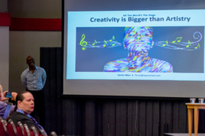 Creativity Conference at SOU